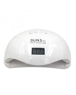 Лампа для маникюра UV/LED SUN 5 Pro 72w, Boya