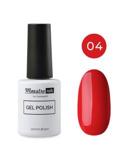 Гель-лак Maesto nails №4 - 10 мл