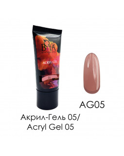 BOYA  AcrylGel 005 30мл BY-AG-05A