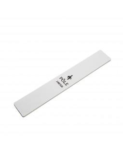 Пилка для ногтей POLE широкая 240/320 улучшенная
