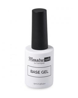 Базовый гель Maestro nails Base gel - 15 ml