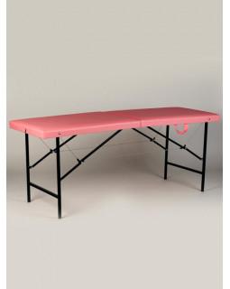 Кушетка 180/60 БМ, цвет розовый