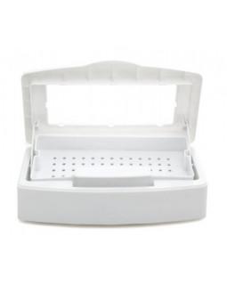 Контейнер для стерилизации маникюрных инструментов Sterilizing Tray, 500 мл
