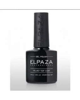 Elpaza Velvet Top Вельветовое верхнее покрытие 10 мл