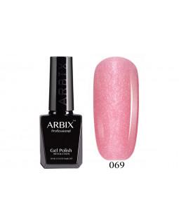 Гель-лак Arbix №069 Сладкая Вата