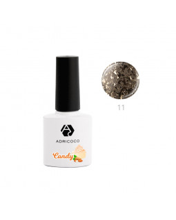 Гель-лак ADRICOCO CANDY №11 - Ароматный марципан (8 мл.)