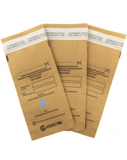 Альянс Хим, Крафт-пакеты для стерилизации, 75x150 мм., 100 шт.