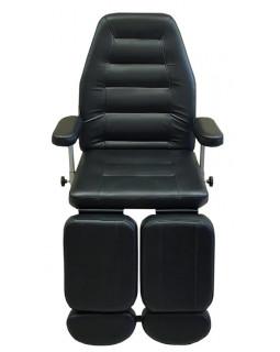Педикюрное кресло, цвет черный