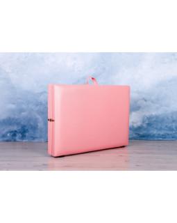 Кушетка 180/60 БМ, цвет розовый перламутр