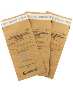Альянс Хим, Крафт-пакеты для стерилизации, 100x200 мм, 100 шт.